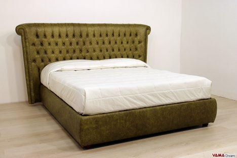 Letto matrimoniale contenitore per camere da letto classiche