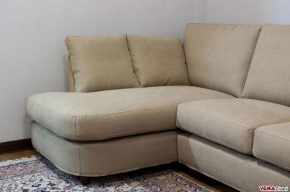 Penisola divano angolare piccolo