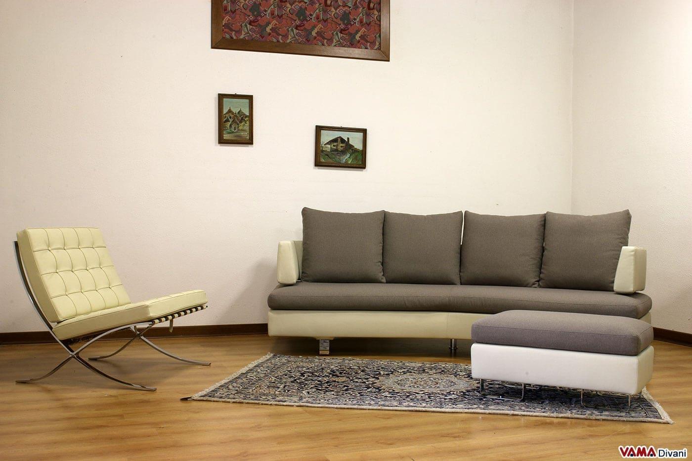 Poltrona barcelona vama divani