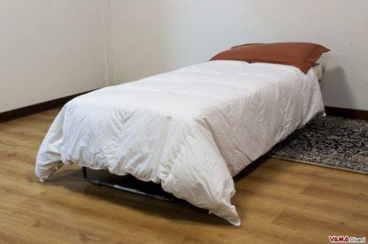 Pouf Letto Aperto in letto singolo