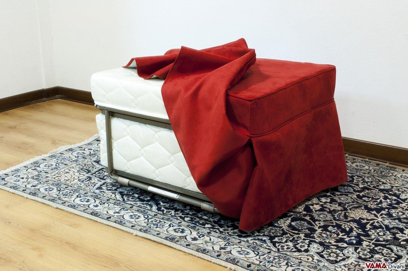 Pouf letto singolo sfoderabile prezzi e vendita on line - Pouf letto chateau d ax prezzo ...