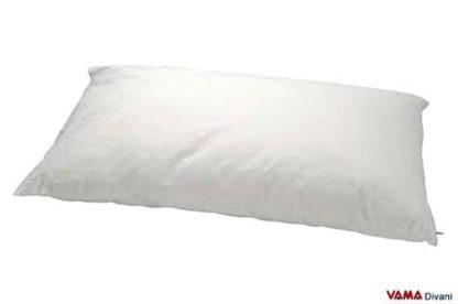 Cuscino da letto in Fibra