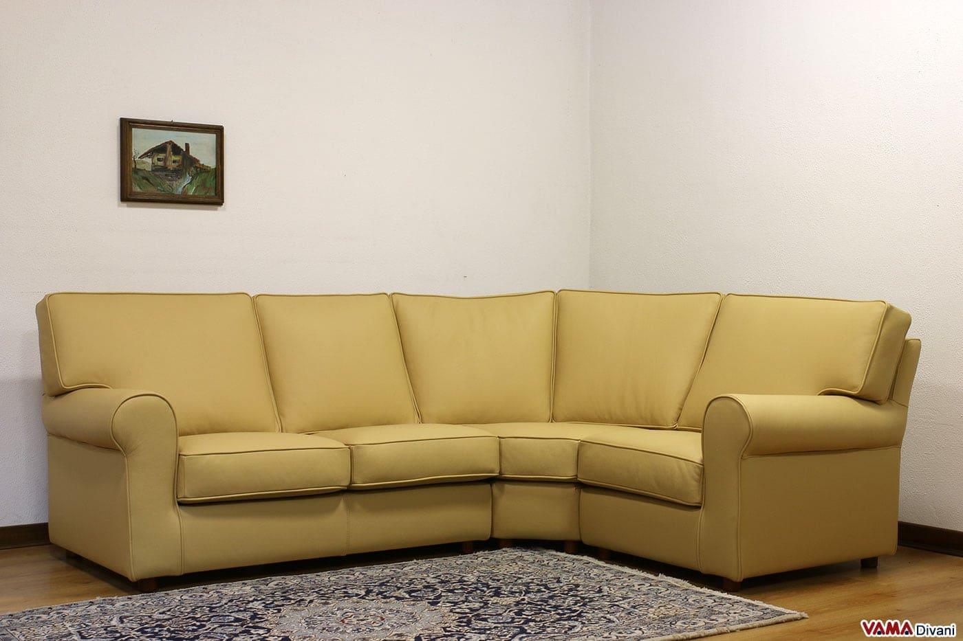 Divano tondo dwg divano classico in tessuto floreale ad - Copridivano per divani reclinabili ...