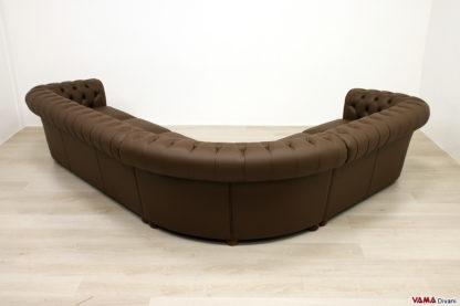 Dietro divano angolare chester