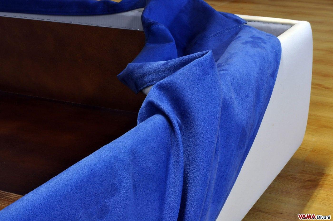 Perch acquistare un letto con contenitore di alta qualit - Fodera testata letto ...