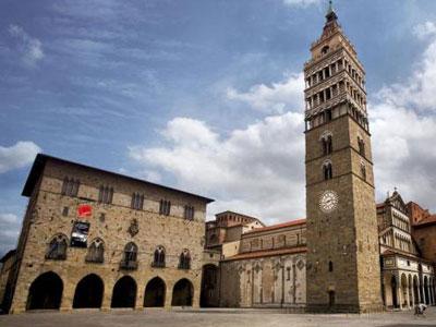 Piazza del Duomo Pistoia