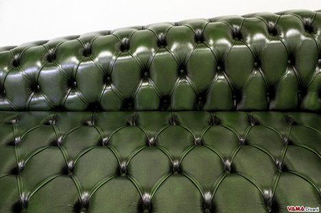 Seduta in Capitonnè Chesterfield Dormeuse