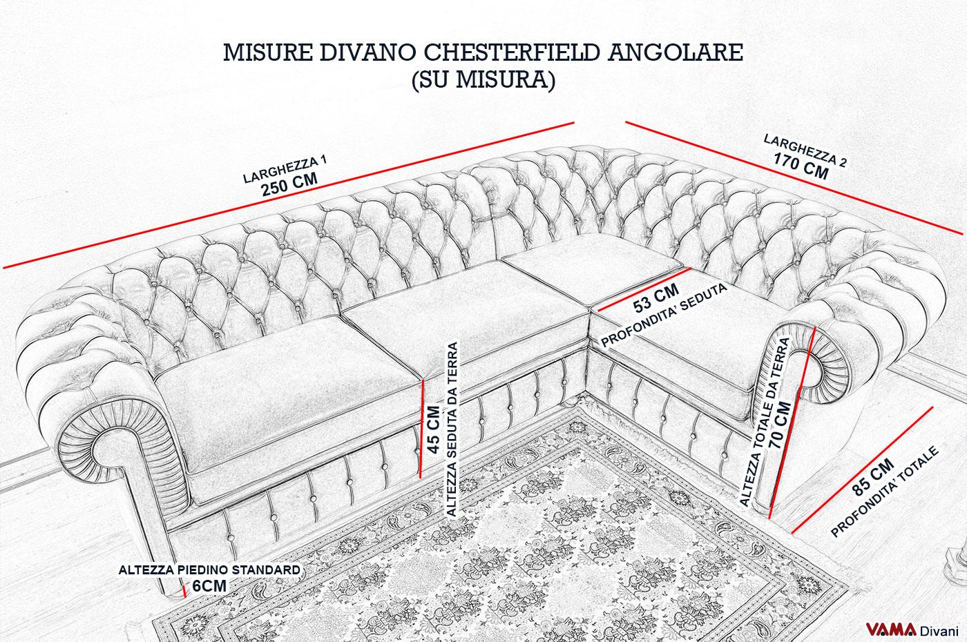 Divani piccoli ad angolo idee per il design della casa for Divani ad angolo misure