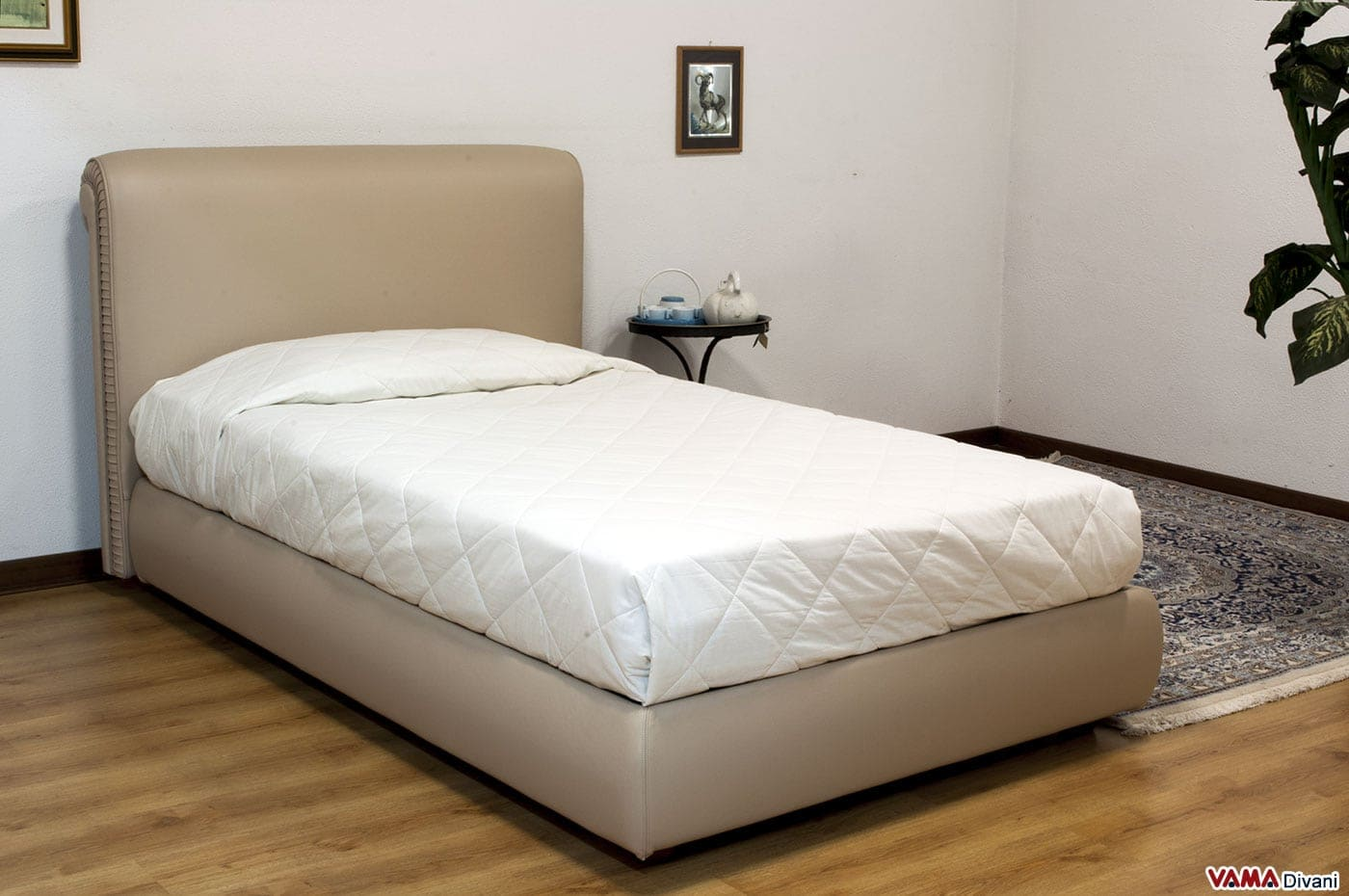 Letto Chesterfield Moderno