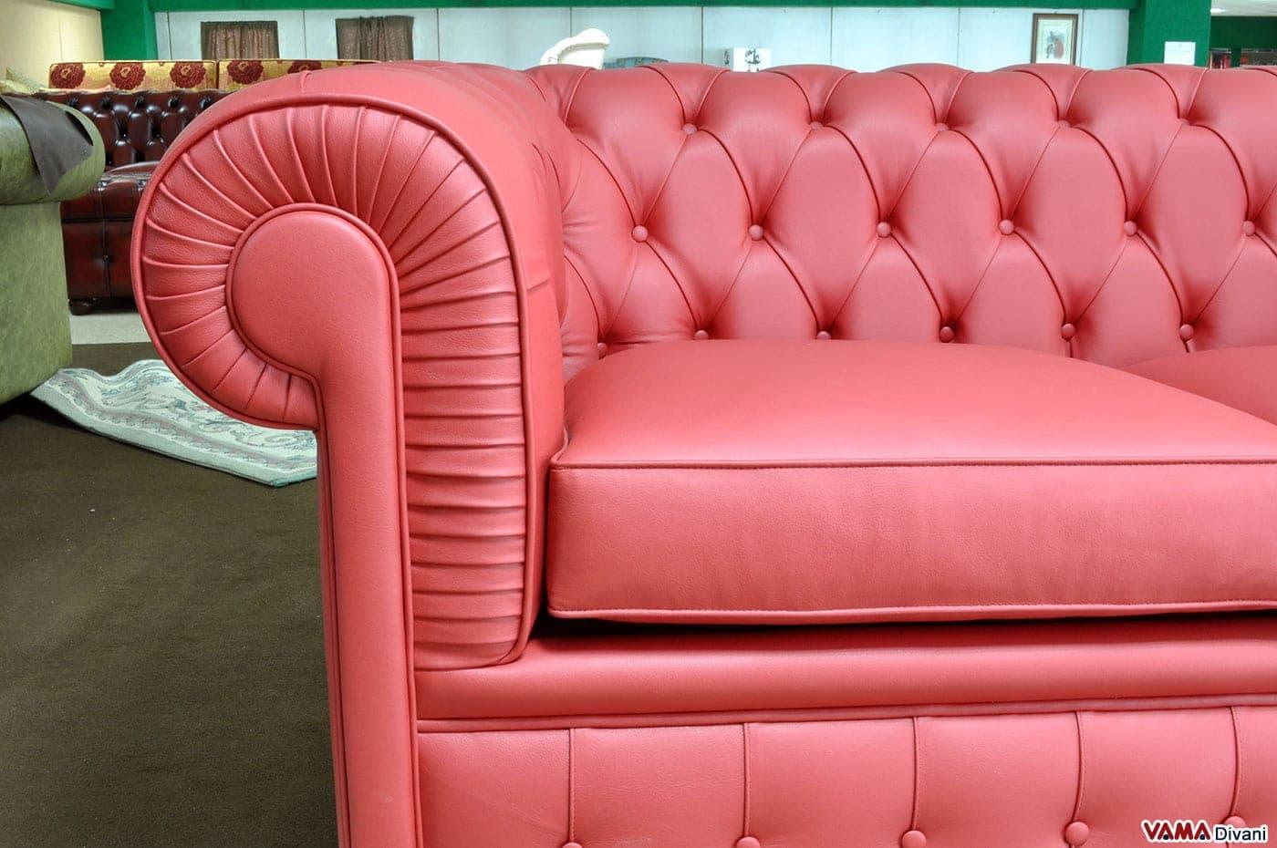 Divano rosso posti idee per il design della casa - Divano due posti mondo convenienza ...