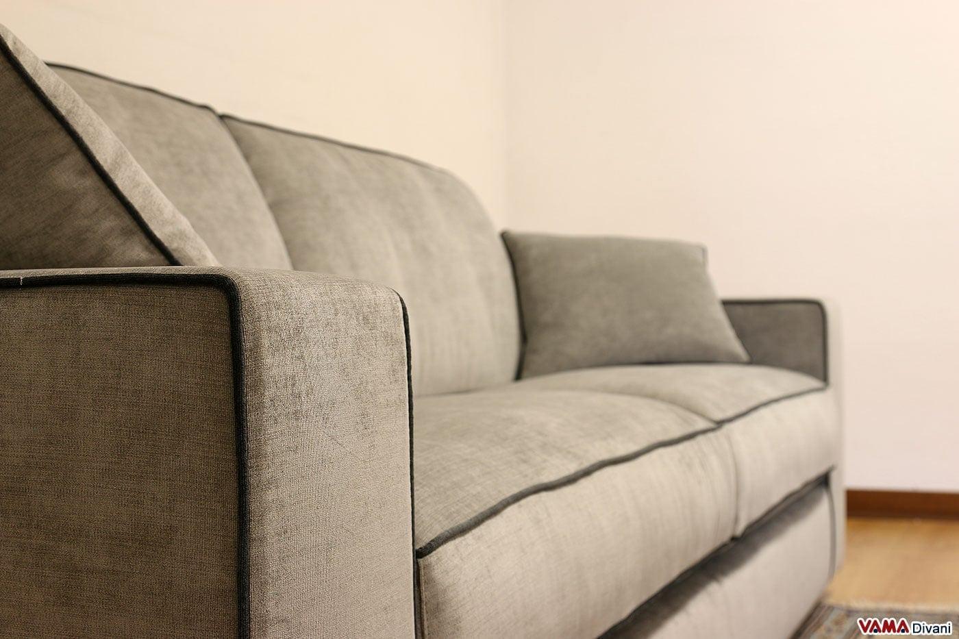 Mobile bagno 90 cm sospeso legno sbiancato - Pulire divano tessuto ...