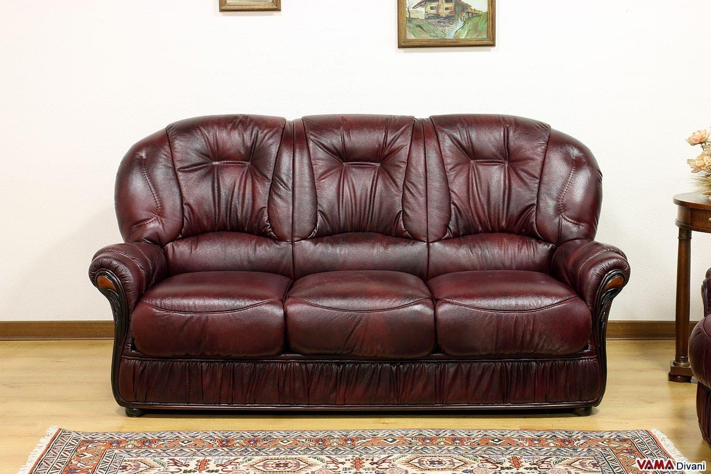 divano chester bordeaux idee per il design della casa. Black Bedroom Furniture Sets. Home Design Ideas