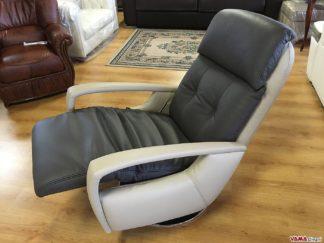 Poltrona contemporanea moderna relax manuale in occasione
