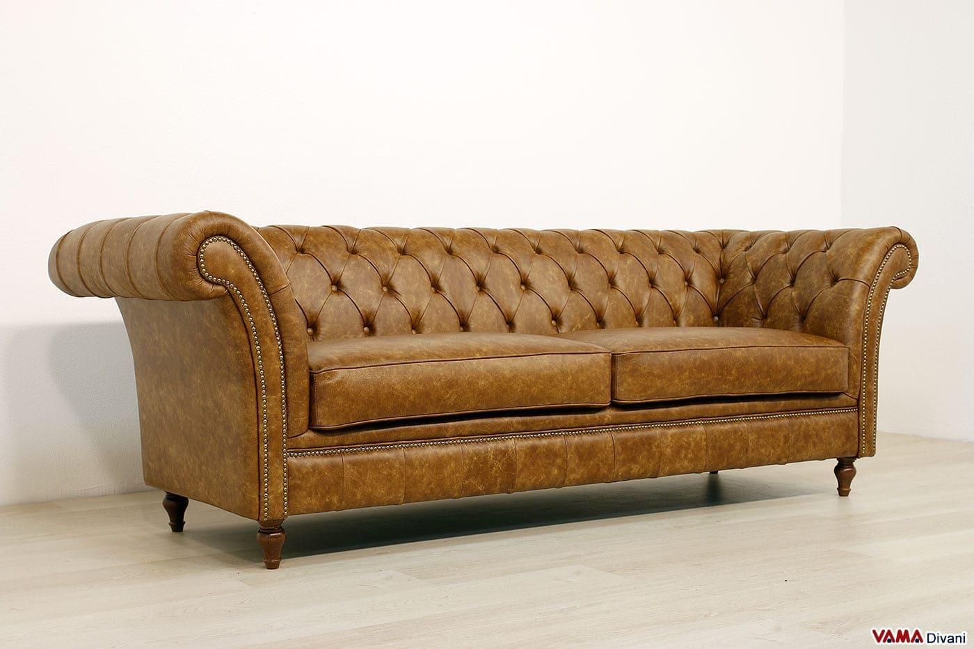 divano vintage winchester vama divani