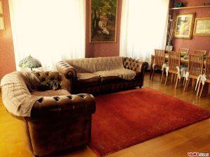 Divani Chesterfield a Roma in casa del cliente