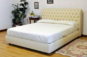 Il letto chesterfield è il più richiesto tra i letti classici
