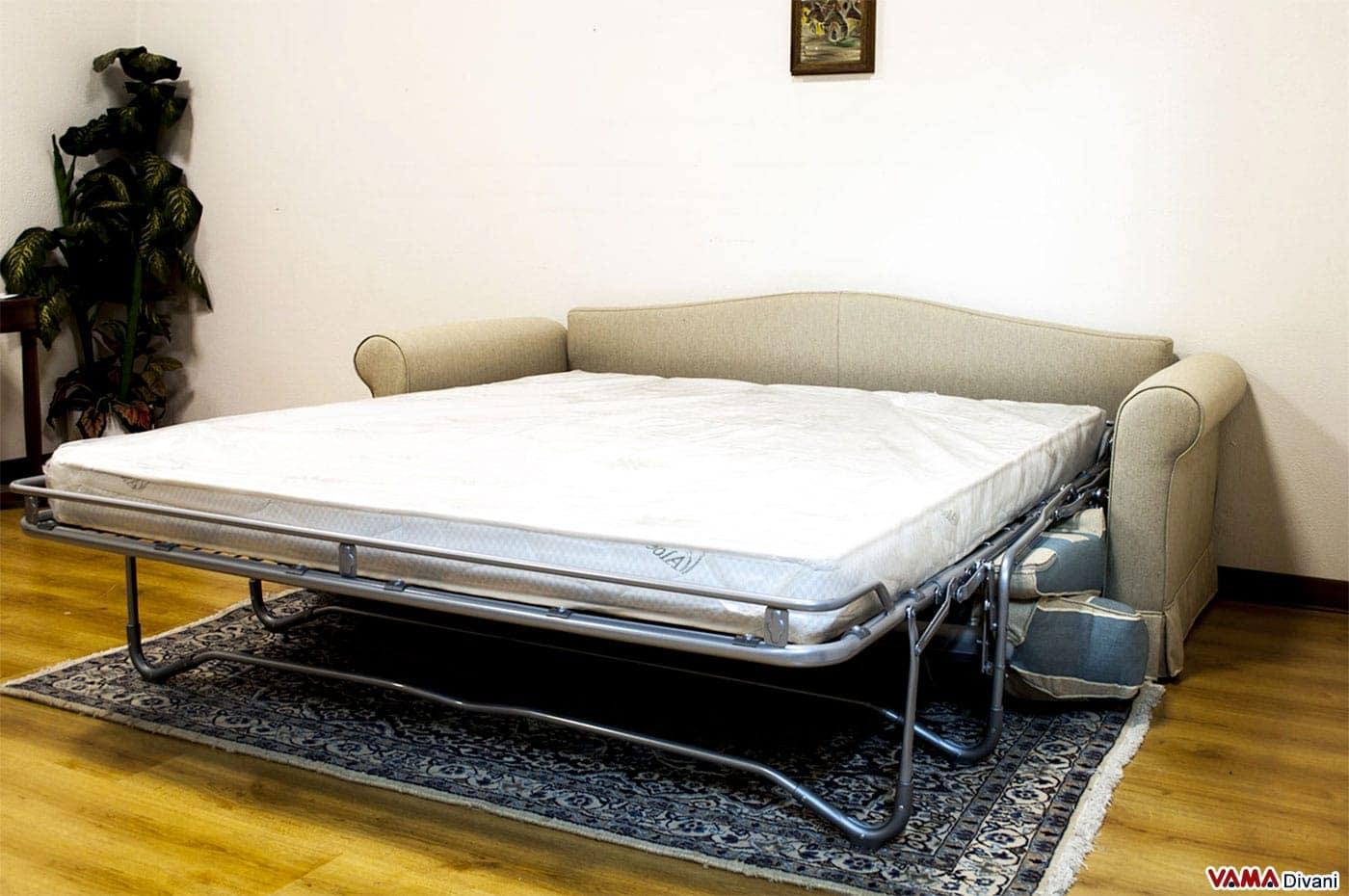 Tra i divani letto matrimoniali in tessuto più richiesto