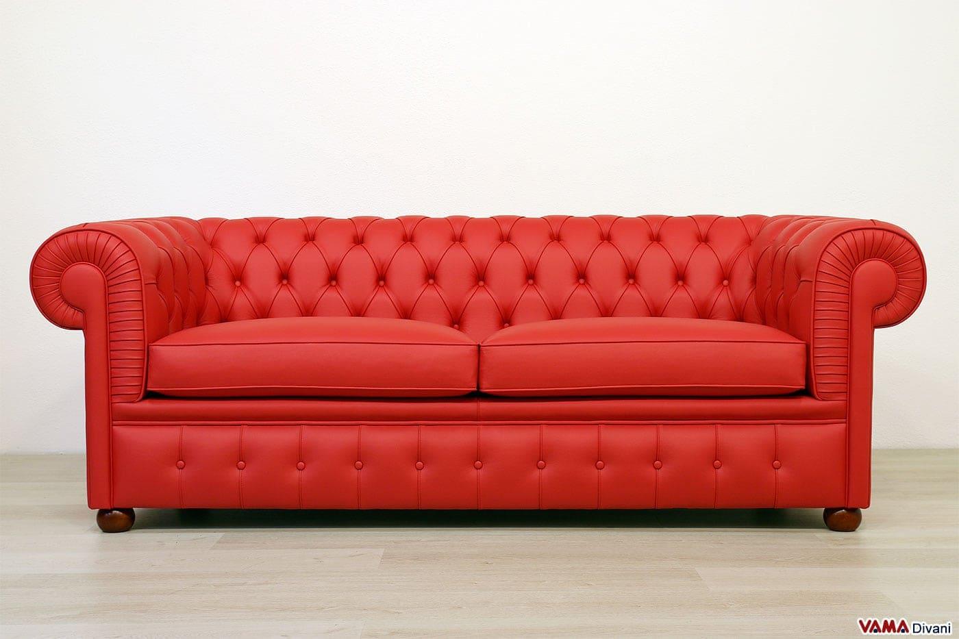 Il modello più venduto tra i divani di nostra produzione