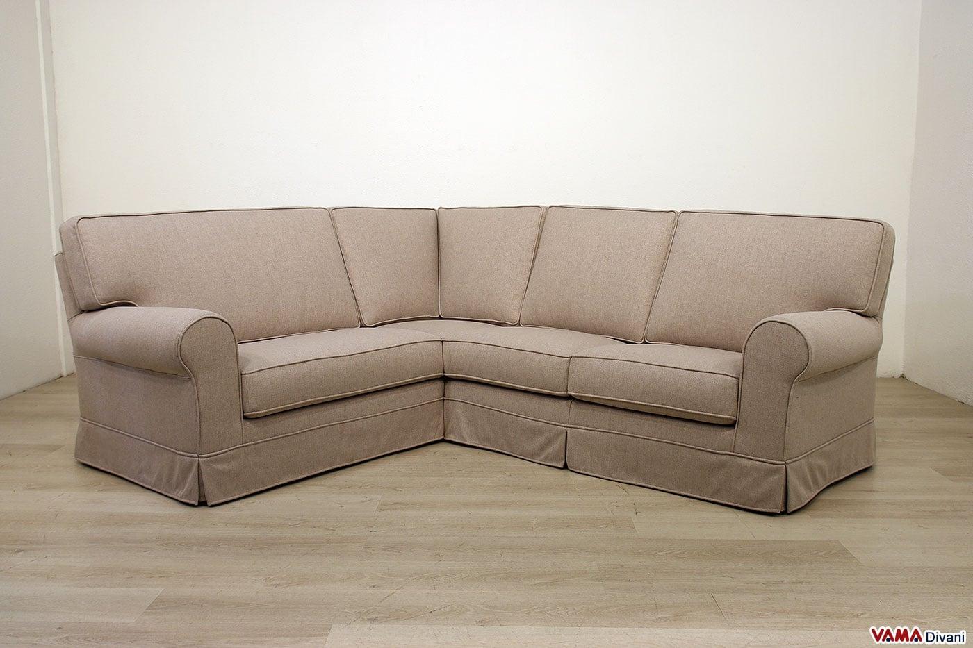 Divani su misura realizziamo la tua idea vama divani for Divani su misura