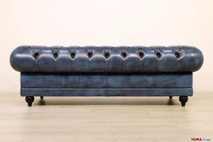 Retro del divano Chester moderno