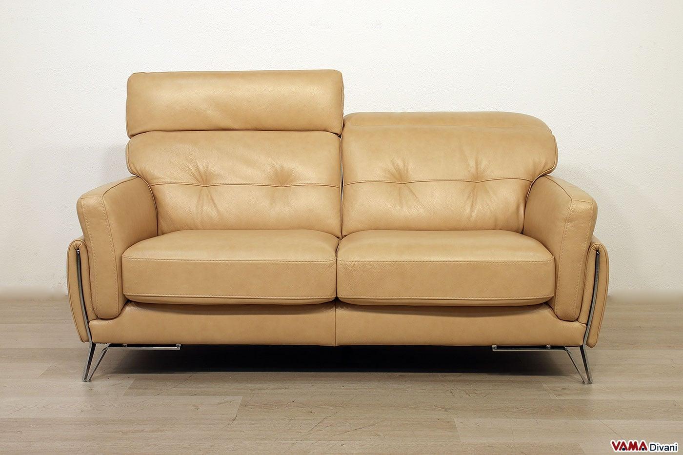 Offerta divano 2 posti ster vama divani for Offerta divano