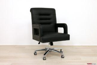 Sedia ufficio reclinabile