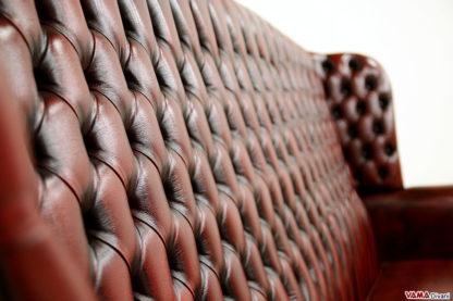 Schienale capitonné divano bergere