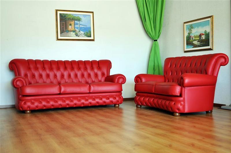 Vama divani blog il divano classico modello aster che caratteristiche ha - Divano classico in pelle ...