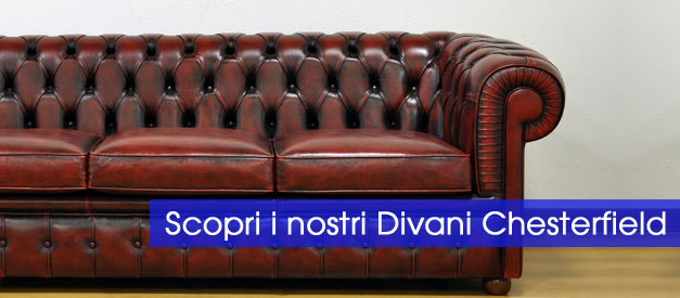 Divani Chesterfield