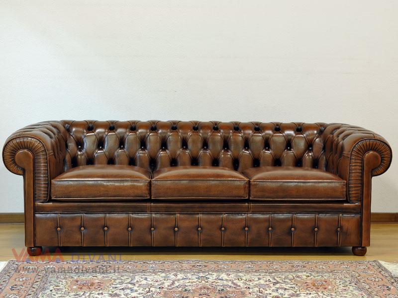 Divani inglesi chesterfield prezzi idee per il design - Divani in pelle poltronesofa prezzi ...